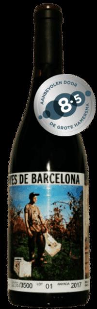 Vinyes de Barcelona Can Calopa ECO Barcelona | Spanje | gemaakt van de druif: Garnacha, Syrah