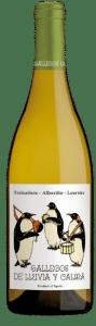 Yenda Spicata 2018 Sel d'Aiz Cantabria | Spanje | gemaakt van de druif: Albariño, Loureiro, treixadura