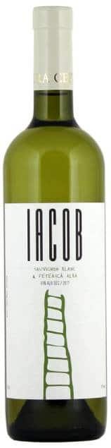 IACOB Sauvignon Blanc – Feteasca Alba | Roemenië | gemaakt van de druif: fetească albă, Sauvignon Blanc
