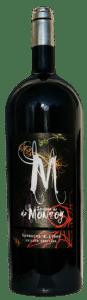 Casa de Monroy M de Monroy Magnum Madrid   Spanje   gemaakt van de druif: Garnacha, Syrah