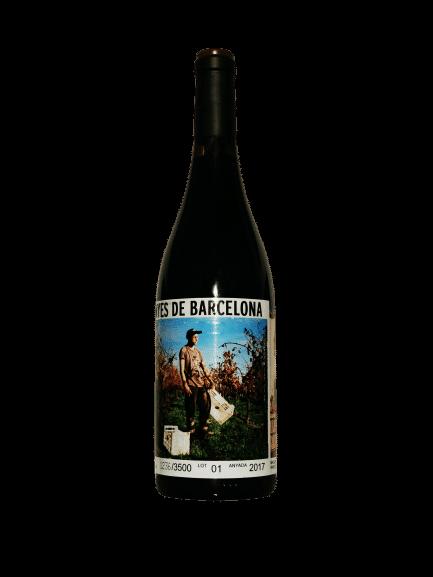 Vinyes de Barcelona Can Calopa | Spanje | gemaakt van de druif: Garnacha, Syrah