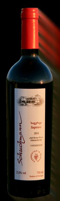 Schuchmann Saperavi Qvevri | Georgië | gemaakt van de druif: saperavi