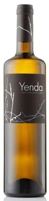 Yenda Albariño -Godello Sel d'Aiz Cantabria | Spanje | gemaakt van de druif: Albariño, Godello