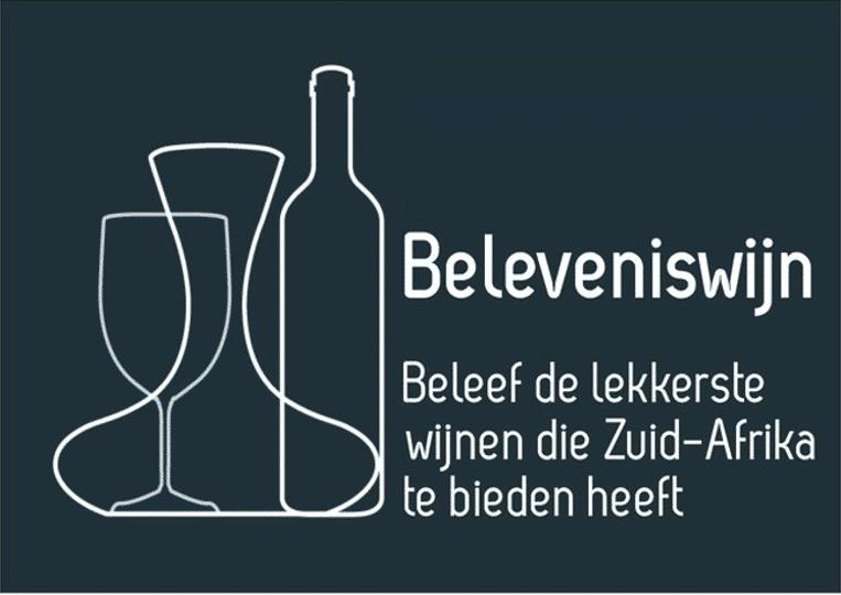 Beleveniswijn Zuidafrikaanse wijnen - Vindmijnwijn logo