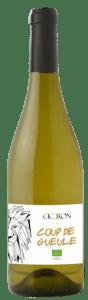 Ciceron – Coup de Gueule Pays d'Oc blanc (bio) | Frankrijk | gemaakt van de druif: garnacha blanca, Grenache Blanc, Sauvignon Blanc