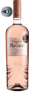 Domaine de Baccari-Première de Baccari Cuvée Rosé   Marokko   gemaakt van de druif: Cinsault, Grenache Blanc, Syrah