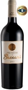 Domaine de Baccari-Première de Baccari Rouge | Marokko | gemaakt van de druif: Cabernet Franc, Syrah
