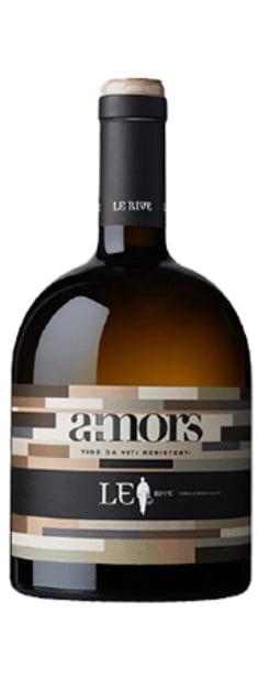 Amors Bianco   Italië   gemaakt van de druif: Fleurtai, Sauvignon Kretos, Soreli