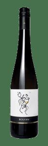 Bolfan Bijeli (witte) Cuvee Bio Vegan | Kroatië | gemaakt van de druif: Graševina, Müller-Thurgau, Pinot Gris, Sauvignon Blanc