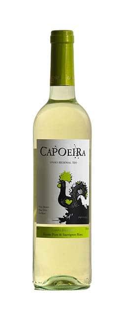 Capoeira branco | Portugal | gemaakt van de druif: Fernão Pires, Sauvignon Blanc