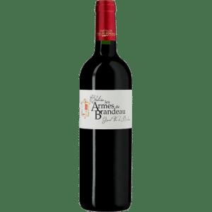 Maison Bergon Merlot | Frankrijk | gemaakt van de druif: Cabernet Sauvignon, Merlot