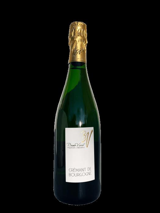 Domaine Verret Crémant de Bourgogne   Frankrijk   gemaakt van de druif: Chardonnay