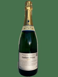 Messias Grande Cuvée Brut Millésime | Frankrijk | gemaakt van de druif: Chardonnay