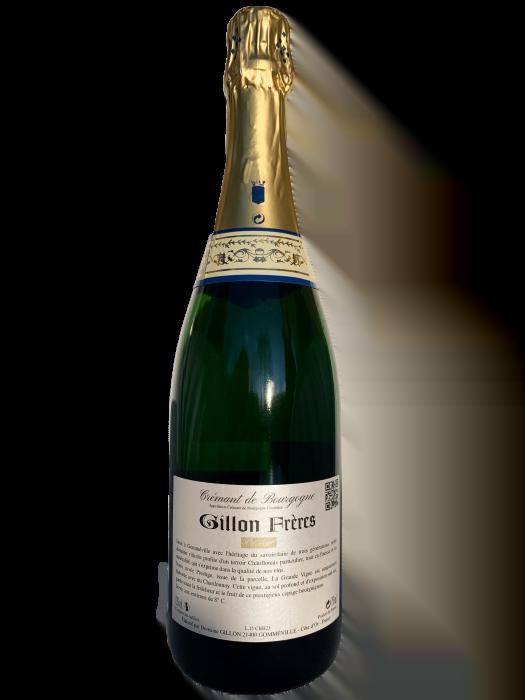 Crémant de Bourgogne Prestige | Frankrijk | gemaakt van de druif: Chardonnay