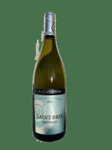 Domaine Bersan Saint Bris | Frankrijk | gemaakt van de druif: Sauvignon Blanc