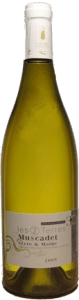 Des Cognettes – Muscadet Cru Clisson (bio) | Frankrijk | gemaakt van de druif: Melon de Bourgogne
