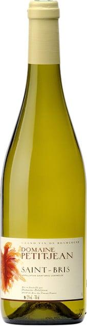 Domaine PetitJean Saint Bris | Frankrijk | gemaakt van de druif: Sauvignon Blanc