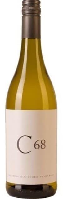 Druk My Niet Chenin Blanc C68   Zuid-Afrika   gemaakt van de druif: Chenin Blanc