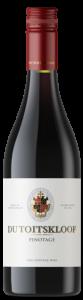 Du Toitskloof Pinotage | Zuid-Afrika | gemaakt van de druif: Pinotage