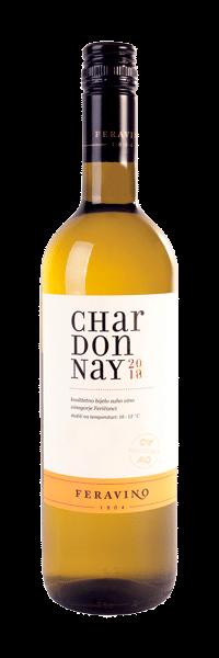 Feravino Classic Chardonnay | Kroatië | gemaakt van de druif: Chardonnay