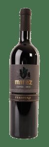 Feravino Miraz Cuvee | Kroatië | gemaakt van de druif: Cabernet Franc, Cabernet Sauvignon, Frankovka, Merlot