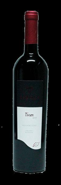 Kabola Teran Bio Vegan | Kroatië | gemaakt van de druif: Teran