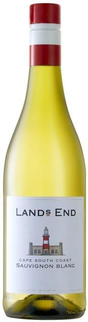 Land's End Sauvignon Blanc | Zuid-Afrika | gemaakt van de druif: Sauvignon Blanc