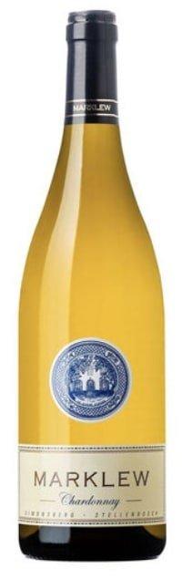 Marklew Chardonnay   Zuid-Afrika   gemaakt van de druif: Chardonnay