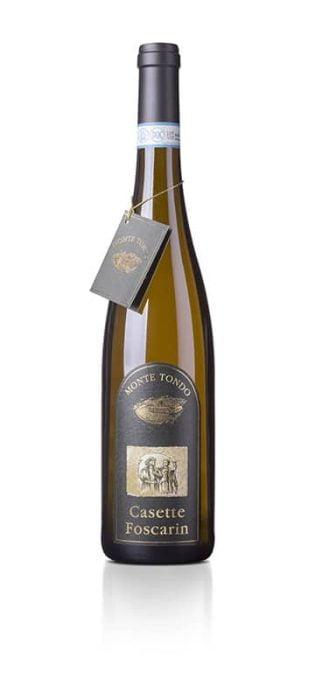 Monte Tondo Casette Foscarin Soave Classico | Italië | gemaakt van de druif: Garganega, Trebbiano