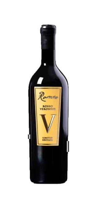 Monte Tondo Romeo V Collection Rosso Veronese | Italië | gemaakt van de druif: Corvina, Rondinella