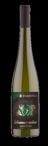 Orahovica Silvanac Zeleni | Kroatië | gemaakt van de druif: Sylvaner