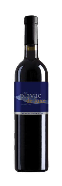 PZ Svirče Plavac de Luxe Bio | Kroatië | gemaakt van de druif: Plavac Mali