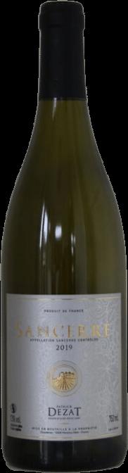 Patrick Dezat Sancerre Blanc   Frankrijk   gemaakt van de druif: Sauvignon Blanc