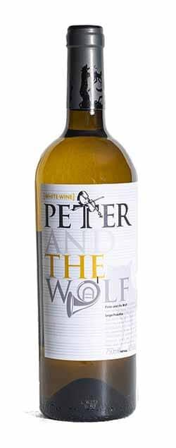 Casal Branco Peter and the Wolf Branco | Portugal | gemaakt van de druif: Antão Vaz, Sauvignon Blanc, Viognier