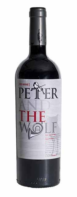 Peter and the Wolf tinto | Portugal | gemaakt van de druif: Alicante Bouschet, Syrah, Touriga Nacional