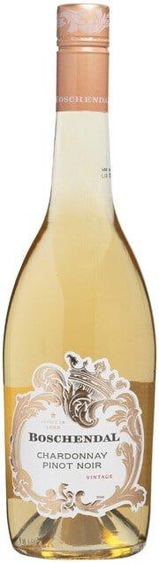Boschendal 1685 rosé | Zuid-Afrika | gemaakt van de druif: Chardonnay, Pinot Noir
