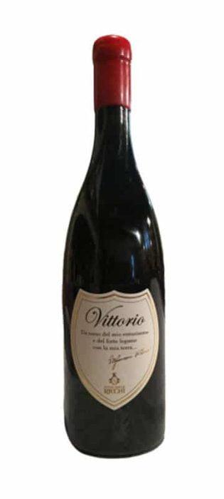 Ricchi Vittorio | Italië | gemaakt van de druif: Cabernet Sauvignon, Merlot