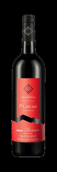 Skaramuča Plavac Premium | Kroatië | gemaakt van de druif: Plavac Mali