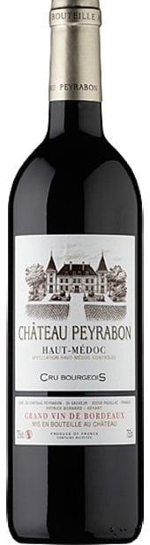 Château Peyrabon 1/2 – Haut-Médoc | Frankrijk | gemaakt van de druif: Cabernet Franc, Cabernet Sauvignon, Merlot, Petit Verdot