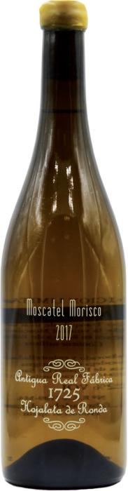 Antigua Real Fabrica Hojalata Moscatel Morisco BIO NATURAL Ronda | Spanje | gemaakt van de druif: moscato