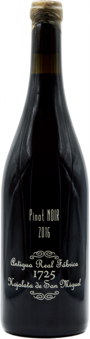 Antigua Real Fabrica Hojalata Pinot Noir BIO NATURAL Ronda | Spanje | gemaakt van de druif: Pinot Noir