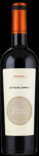 Bodegas Carrau – Arinarnoa | Uruguay | gemaakt van de druif: arinarnoa