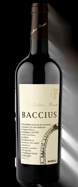 Murola Baccius Ribona | Italië | gemaakt van de druif: ribona