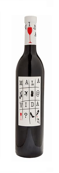 Bodegas Antonio Arraez Mala Vida | Spanje | gemaakt van de druif: Cabernet Sauvignon, Monastrell, Syrah, Tempranillo