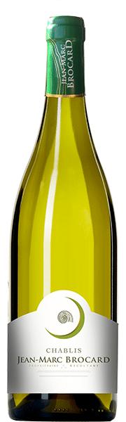 Chablis, Jean-Marc Brocard | Frankrijk | gemaakt van de druif: Chardonnay