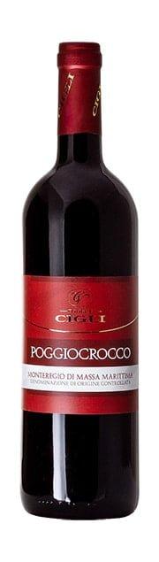 Cigili Poggiocrocco DOC | Italië | gemaakt van de druif: Merlot, Sangiovese