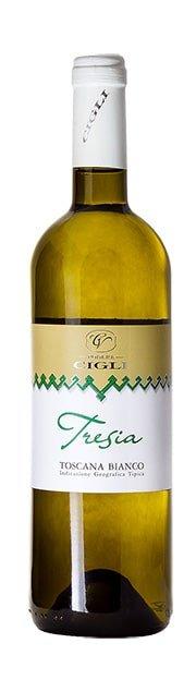 Cigli Tresia IGT | Italië | gemaakt van de druif: Semillon, Viognier