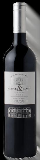 Claude Vialade – Aude I.G.P. La Jour et la Nuit Rouge | Frankrijk | gemaakt van de druif: Carignan
