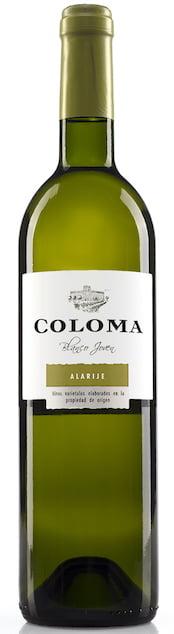 Coloma Alarije | Spanje | gemaakt van de druif: Niet bekend
