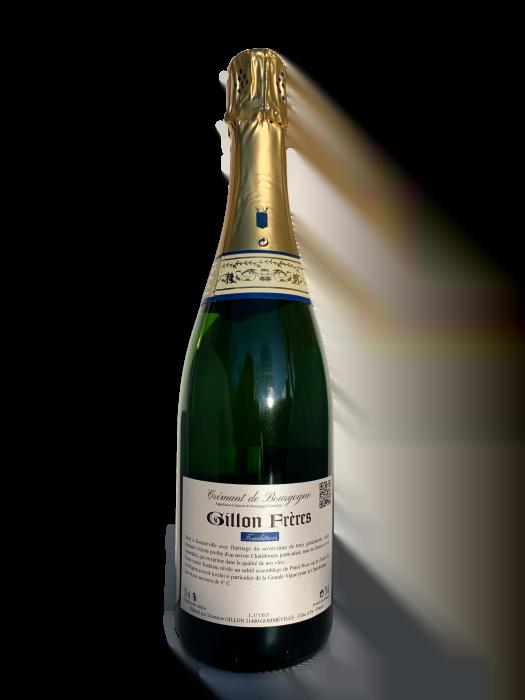Crémant de Bourgogne Brut Tradition | Frankrijk | gemaakt van de druif: Chardonnay